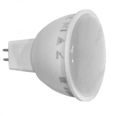 ΛΑΜΠΑ LED MR16 4.5W 12V AC/DC 105° ΜΠΛΕ / BLUE