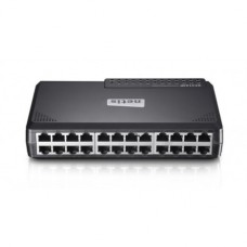 SWITCH 24-PORT 10/100/Mbps