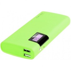POWERBANK MOBILE BATTERY 13000mAh ΠΡΑΣΙΝΟ